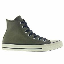 Converse Chuck Taylor All Star Leather Hi Pineneedle Womens Trainers