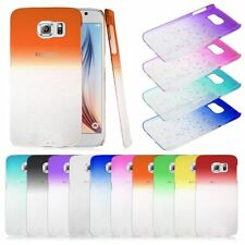 Thin Change Waterdrop Rain Drops Back Case Hard Cover For iPhone Samsung Galaxy