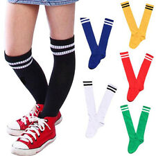 Unisex Kids Sport Football Stockings Over Knee High Sock Baseball Hockey Socks