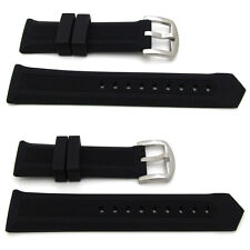 New For TAG HEUER F1 Silicone Rubber Watch Strap 22mm & 24mm Lug band Wriststrap