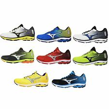 Mizuno Wave Rider 18 Mens Cushion Running Shoes Sneakers Trainer Runner Pick 1