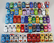 New 1:55 Disney Pixar Diecast Metal Cars1 Cars2 Child Toy