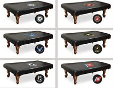 Choose Military Branch 7', 8', or 9' Heavy Duty Vinyl Billiard Pool Table Cover