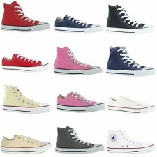 Converse All Star Chuck Taylor Womens Mens Unisex Trainers Hi Top Low Top