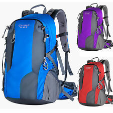 Waterproof Outdoor Sports Hiking Camping Travel Backpack Daypack Shoulder Bag