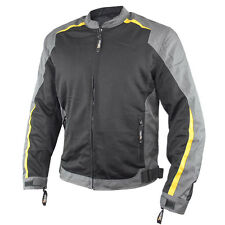 Xelement Hornet Men's Tri-tex/Mesh Armored Motorcycle Jacket BXU2706