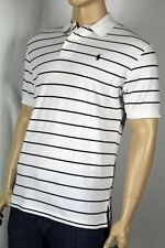 POLO Ralph Lauren Black White Mesh Shirt Black Pony NWT