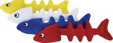 """1 - LOOPIES CATNIP FISH BONE 7"""" CAT TOY UPICK COLOR. FREE SHIPPING IN THE USA"""