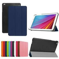For Huawei Mediapad Leather Case Slim Open-face Stand Cover For T1 10 T1-A21w