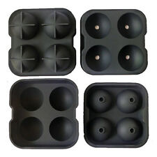 Bar Party Drink Sphere Big Round Ball Ice Brick Cube Maker Tray Mold Mould Hot
