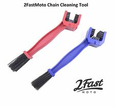 ATV UTV Bicycle Motorcycle Chain Grunge Cleaning Tool Brush BMX Dirt Street Park