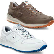 Ecco 2016 Mens Speed Hybrid Hydromax Leather Upper Spikeless Golf Shoes 132014