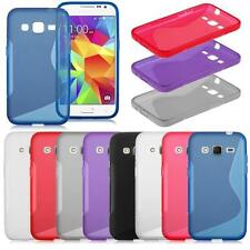 Clear TPU Rubber Case Cover Skin For Samsung Galaxy Core Prime/Prevail LTE G360