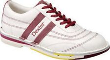 Dexter SST Womens Red White Leather Bowling Shoes Left Hand SALE Reg $99.99