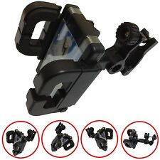 MOTOR BIKE CYCLE BICYCLE HANDLEBAR MOUNT HOLDER CRADLE FOR LATEST MOBILE PHONES