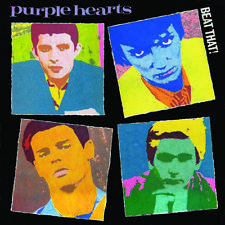 PURPLE HEARTS-BEAT THAT-CD CAPTAIN OI NEW