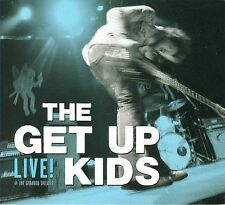 The Get Up Kids Live! @ The Granada Theater [PA] [Digipak] NEW SEALED CD