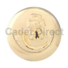 Light Infantry Gold Anodised Buttons