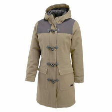 Merrell Haven Redux Duffle Womens Jacket - Cappuccino Heather All Sizes