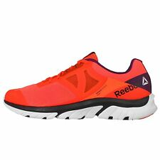 Reebok Reebok Zstrike Run Red Black Purple Womens Running Shoes Sneakers V72077