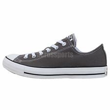 Converse CTAS Chuck Taylor All Star Low Grey White Mens Classic Shoes 1J794C
