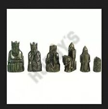 Artcrafts Chess Set Moulds Mould Latex CS4 Isle Of Lewis