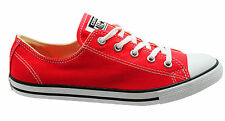 Converse Chuck Taylor All Star Dainty Ox Womens Low Trainers Canvas 547155C D101