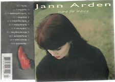 JANN ARDEN - TIME FOR MERCY - CANADIAN 11 TRK CD - VERY CLEAN