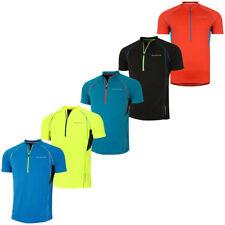 Dare 2b 2016 Mens Jeopardy Cycling Jersey Half Zip Short Sleeve Cycle Top DMT334