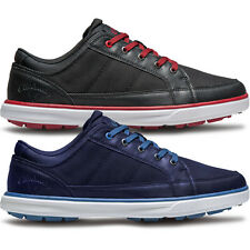 Callaway Golf 2016 Mens DEL MAR BALLISTIC Spikeless Golf Shoes M239