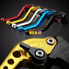 Clutch Brake Motorcycle Levers For Suzuki GSXR600 04-2005 GSXR750 04-05 US