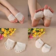 Non-slip Foot Thong Toe Undies Dance Paws Half Lyrical Forefoot Cover Shoes Hot