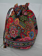 Vera Bradley Ditty Bag Symphony In Hue Purple Punch NWT Choose 1