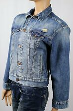 Denim Supply Ralph Lauren Distressed Jacket Button Pockets NWT $145