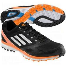 NEW Adidas Adizero Sport II Golf Shoes (Q46793) Blk/Wht/Zest - Choose Size