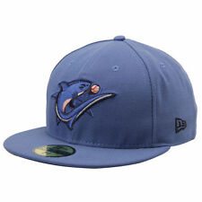 New Era Clearwater Threshers Blue Alternate 2 Authentic 59FIFTY Fitted Hat