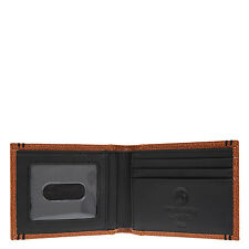 Lodis Small Mens RFID Protection Slim Billfold Leather Bifold Wallet 1334STLK