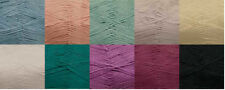 100g Ball Bamboo Cotton Blend King Cole 4 Ply Knitting Yarn Super Soft Knit Wool