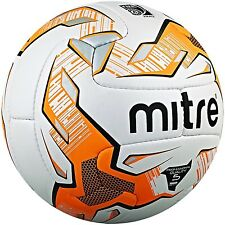 Mitre Delta V12 Ball White/orange/black 5