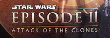Star Wars Episode II Attack of the Clones Deluxe Figure, Choose from List