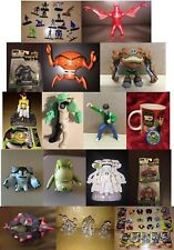 Ben 10 Games Toys Watch Omnitrix Figures