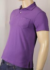 POLO Ralph Lauren Purple Mesh Shirt with Pocket NWT