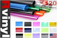 Smoked Tint Film Wrap Sheet Vinyl Smoke Tinted Roll Cover for Tuners & More