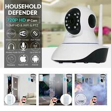Wireless 720P Pan Tilt Network Security CCTV IP Camera Night Vision WiFi Cam BS