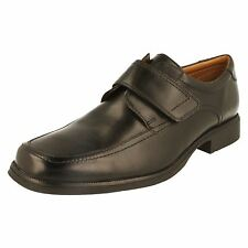 Mens Clarks Formal Slip On Shoes, Label Harp Roll -w