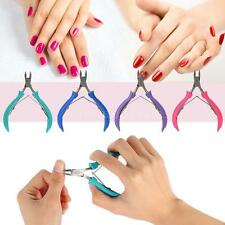 High Qualiy Abody Nail Cuticle Scissor Stainless Steel Nail Clippers E7N4