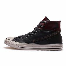 Converse Chuck Taylor All Star John Varvatos Tornado Zip Black Red Mens 153100C
