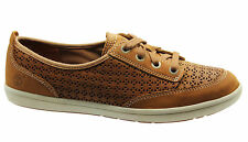 Timberland Earthkeepers Northport Flat Leather Ox Womens Shoes 3967R U14