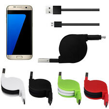 NEW V8 Transfer Charger Micro USB Data Charging Cable for Samsung Galaxy S7 edge