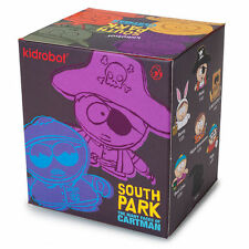 Kidrobot x South Park The Many Faces of Cartman Figure - One Blind box